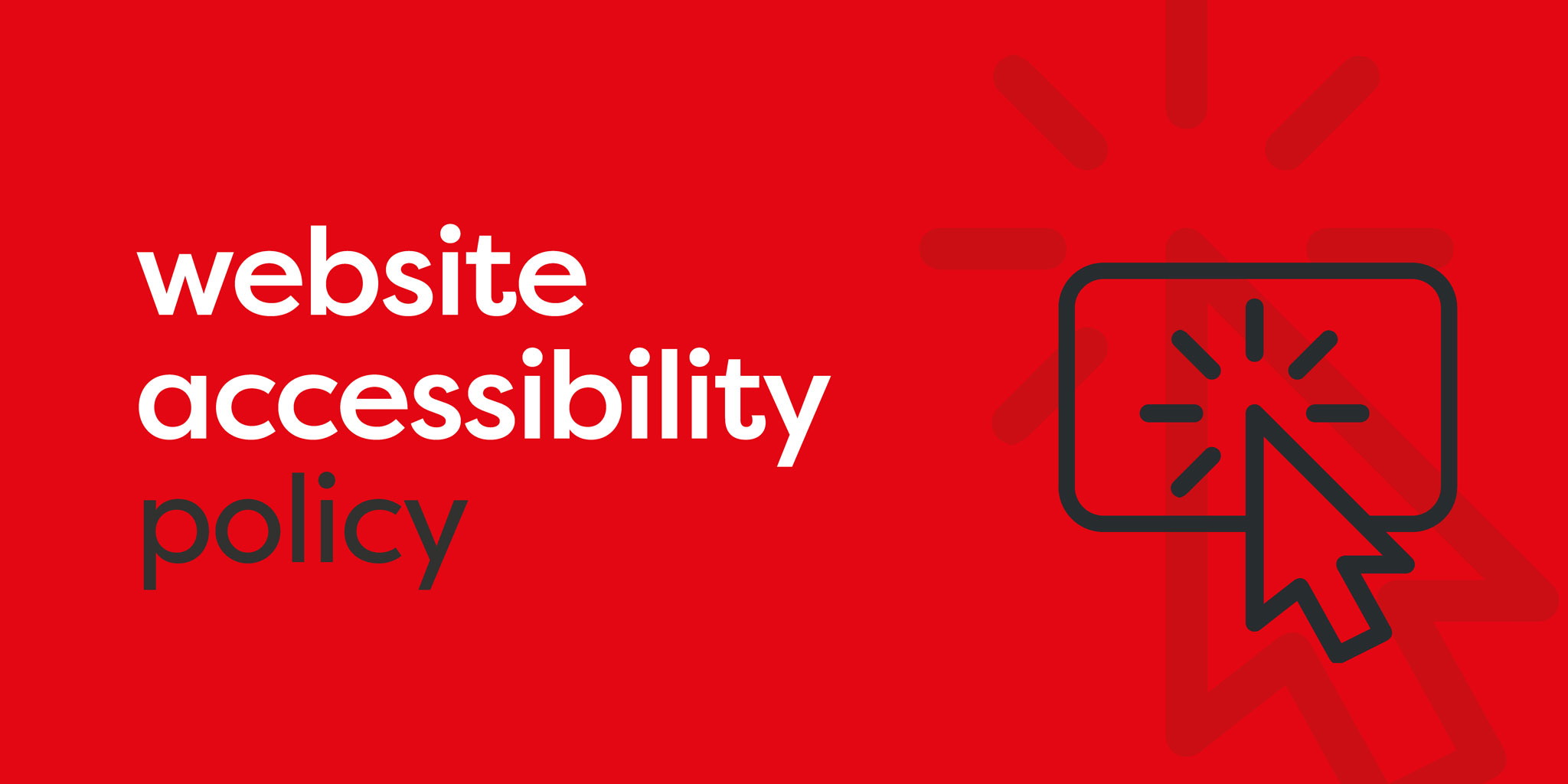 Reds website accessibility statement